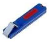 Odstraňovač izolace Vodič kulatý Prům.vod:4-16mm