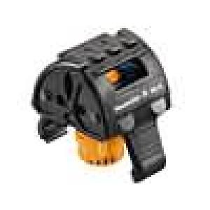 Odstraňovač izolace Vodič kulatý Prům.vod:6-17mm