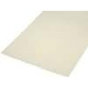 Tepelně vodivá podložka akrylová W:240mm světle šedá D:1,5mm