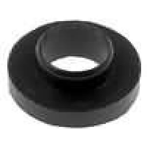 Izolační vložka TO220 polyamid 6mm max 163°C
