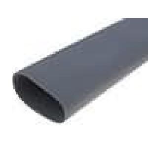 Tepelně vodivá podložka silikonová silikon L:1m Ø:16mm