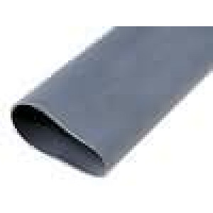 Tepelně vodivá podložka silikonová silikon L:1m Ø:20mm