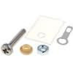 Izolační souprava pro tranzistory TO220