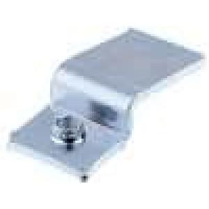 Držák pro montáž tranzistorů pozinkovaná ocel Závit M3