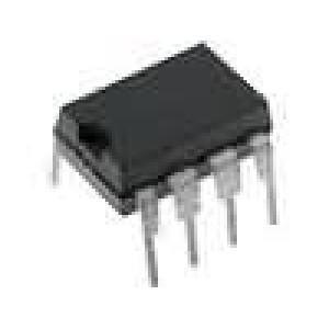 6N136-000E Optočlen THT Kanály:1 tranzistorový výstup 1kV/μs Uizol:3,75kV