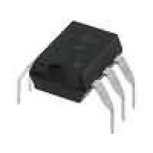 CNY17F-2X016 Optočlen THT Kanály:1 tranzistorový výstup Uizol:5,3kV Uce:70V
