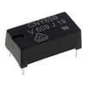 CNY65B Optočlen THT Kanály:1 tranzistorový výstup Uizol:8kV Uce:32V