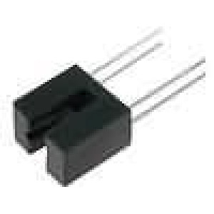 H22A1-I Optočlen štěrbinová s clonou tranzistorový výstup 3mm 30V