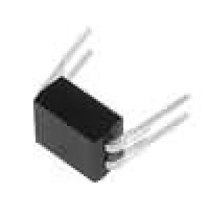 HCPL-814-000E Optočlen THT Kanály:1 tranzistorový výstup Uizol:5kV Uce:20V