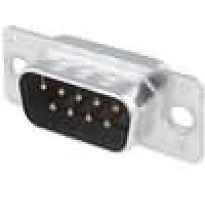 Zástrčka D-Sub HD 20 9 PIN vidlice pájení na kabel