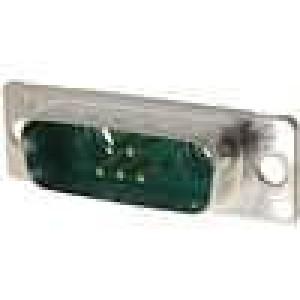 Zástrčka speciální D-Sub 7 PIN (2+5) vidlice pájení na kabel