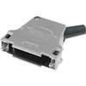 Kryt pro konektory D-Sub HD 44pin, D-sub 25pin stíněný