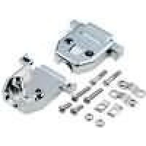 Kryt pro konektory D-Sub HD 26pin, D-sub 15pin stíněný