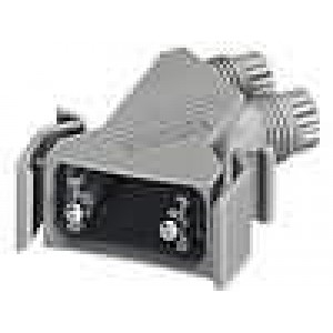 Kryt pro konektory D-Sub HD 26pin, D-sub 15pin Variosub
