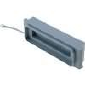 Ochranná krytka D-Sub HD 44pin, D-sub 25pin Variosub IP67