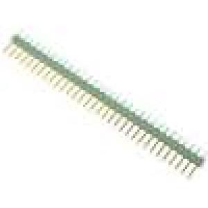 Kolíková lišta kolíkové AMPMODU MOD II vidlice PIN:32 přímý