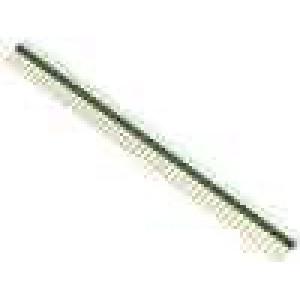 Kolíková lišta kolíkové vidlice PIN:50 přímý 2,54mm THT 1x50