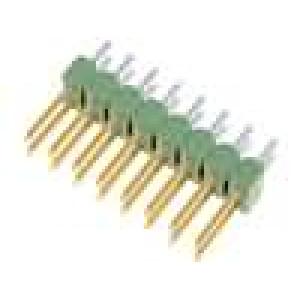 Kolíková lišta kolíkové AMPMODU MOD II vidlice 16 PIN přímý