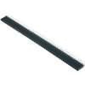 Zásuvka kolíkové zásuvka PIN:45 průchozí přímý 2,54mm THT