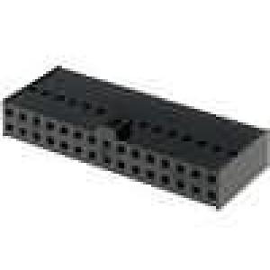 Zástrčka kolíkové C-Grid III zásuvka PIN:30 bez kontaktů