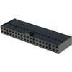 Zástrčka kolíkové C-Grid III zásuvka PIN:38 bez kontaktů