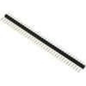 Kolíková lišta kolíkové vidlice PIN:36 přímý 2,54mm THT 1x36