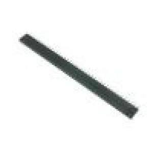 Zásuvka kolíkové zásuvka PIN:40 přímý 2,54mm THT 1x40 3A