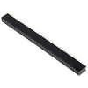 Zásuvka kolíkové zásuvka PIN:80 přímý 2,54mm THT 2x40 3A