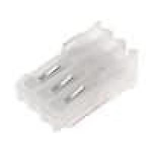 Konektor kabel-pl.spoj řada CE100 zásuvka zástrčka 3PIN