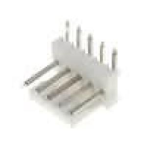 Konektor kabel-pl.spoj řada MLAS100 vidlice zásuvka PIN:5