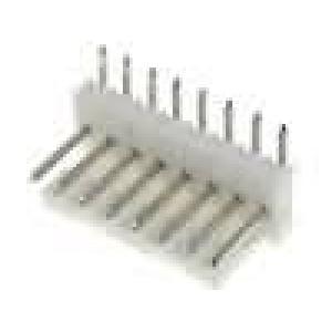 Konektor kabel-pl.spoj řada MLAS100 vidlice zásuvka 8 PIN