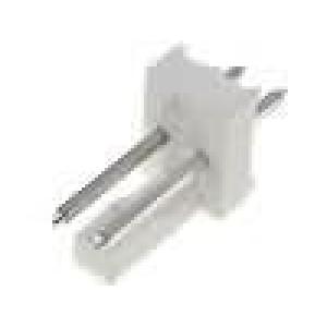Konektor kabel-pl.spoj řada MLSS100 vidlice zásuvka 2PIN