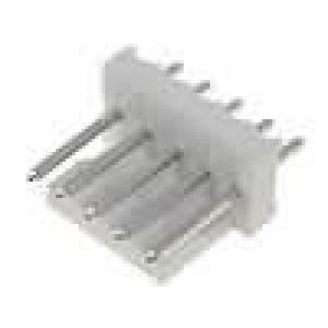 Konektor kabel-pl.spoj řada MLSS100 vidlice zásuvka PIN:5