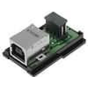 Adaptér USB B zásuvka, kolíková lišta Variosub