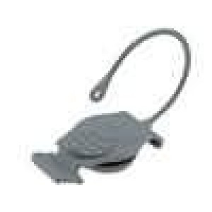 Ochranná krytka Variosub IP67 Použití: VS08-ARJ45. termoplast