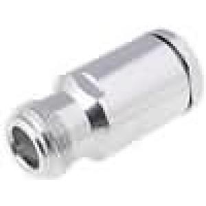 Zástrčka N zásuvka přímý 50Ω H1000 šroubovací (clamp) teflon