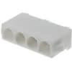 Zásuvka kabel-kabel/plošný spoj vidlice 6,35mm 4 PIN 19A