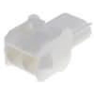 Zástrčka/zásuvka kabel-kabel/plošný spoj vidlice/zásuvka