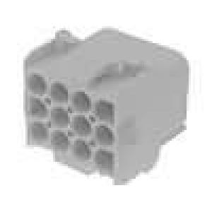 Zástrčka/zásuvka vodič-vodič vidlice/zásuvka bez kontaktů
