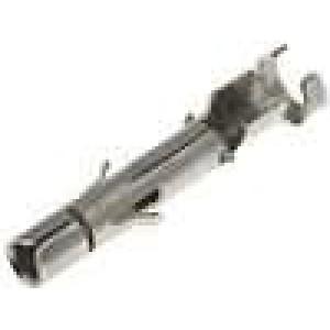Kontakt zásuvka 0,5-2mm2 20-14AWG Universal MATE-N-LOK 19A