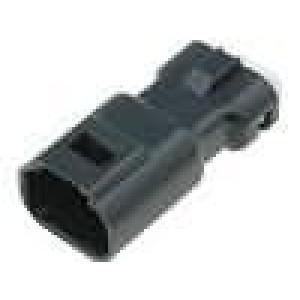 Konektor vodič-vodič 565 zástrčka vidlice 3 PINIP67 11,6mm
