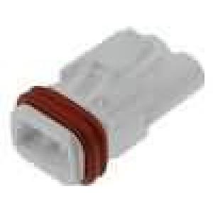 Konektor vodič-vodič 570 zástrčka zásuvka 2PIN IP67 300V
