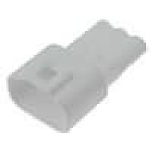 Konektor vodič-vodič 570 zástrčka vidlice 3 PINIP67 300V