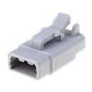 Konektor vodič-vodič ATM zástrčka zásuvka 3 PINIP69K