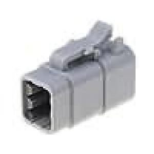 Konektor vodič-vodič ATM zástrčka zásuvka 6 PINIP69K