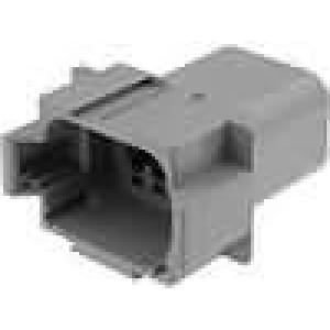 Konektor vodič-vodič DT zástrčka vidlice 8 PIN na kabel