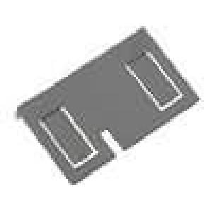 Destička přidržující kontakty použití MX-51115-1601 30V