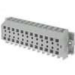 Svorkovnice 12PIN 0,5-4mm2 přišroubováním, pružinové svorky