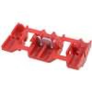 Rychlosvorka IDC ELECTRO-TAP IDC 0,5-0,75mm2 červená