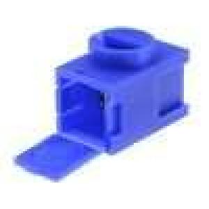 Svorkovnice Contractor póly:1 THT, šroubová svorka 12-26AWG